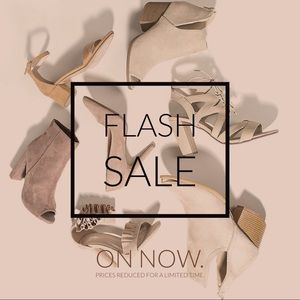 Other - Flash Sale. On now.